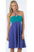 Prana W's Solana Dress Sail Blue
